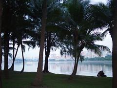 Marina Reservoir, Kallang Park Connector