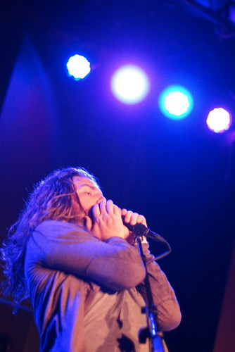 J Roddy Walston & The Business, Kings, Raleigh NC, 04/30/12