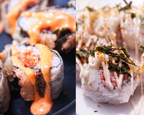 Sushi boon