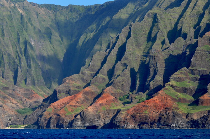 na'pali cliffs