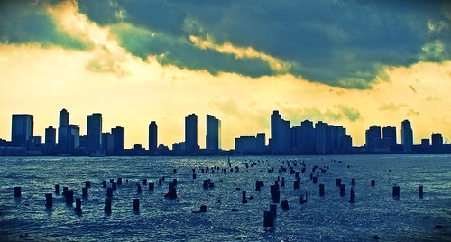 New Jersey Shore by dogfrog
