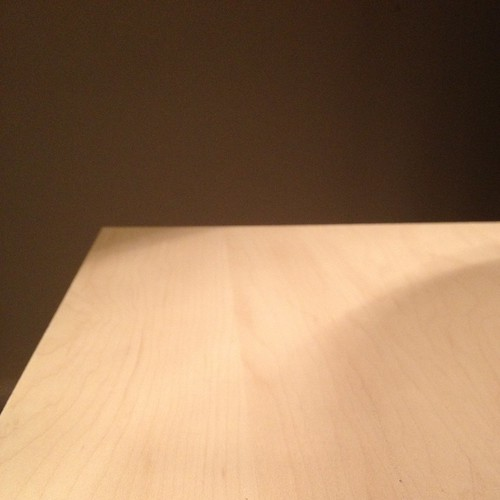 Day 217 of Project 365: Empty Desk by cygnoir