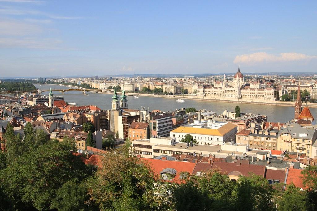 Hilltop Buda- Budapest, Hungary