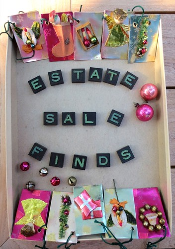 Estate Sale Finds