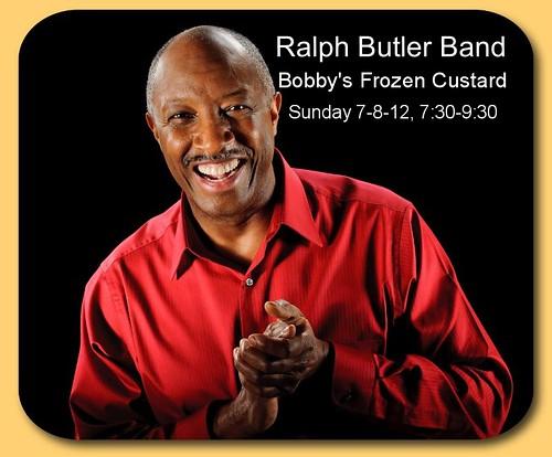 Ralph Butler 7-8-12, 7:30-9:30