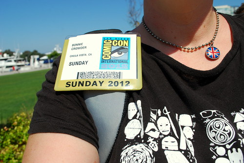 me! with a badge!