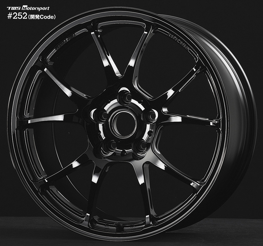 TWS Forged Motorsport T66-F