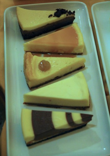 Various cakes at Lachi's - 2