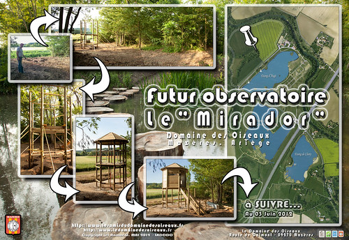 "Futur Observatoire ""Le Mirador"""