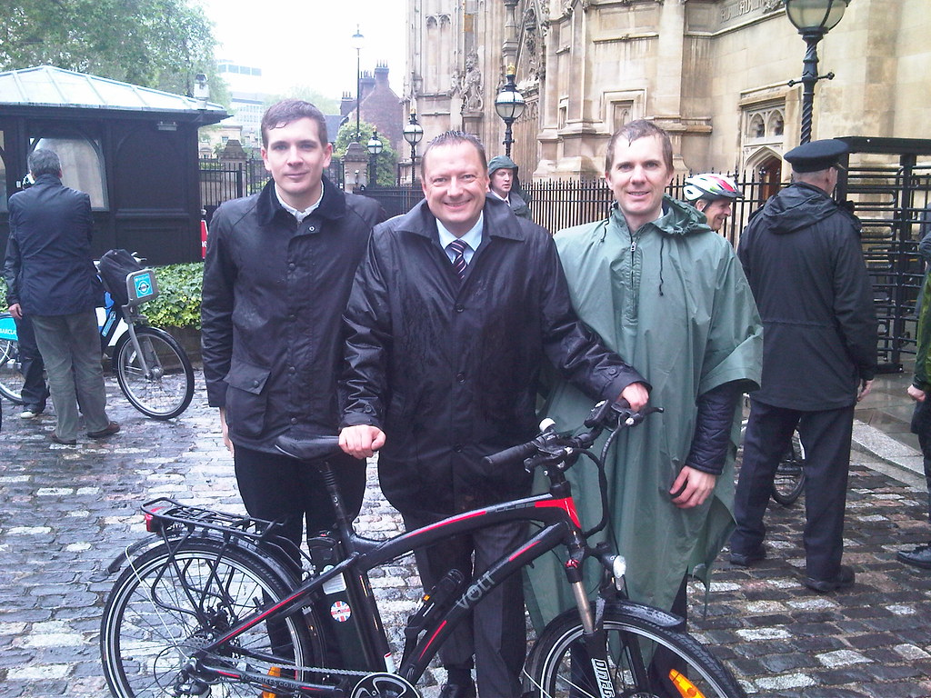 Parliamentary Bike Ride