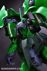 1-100 Kshatriya Neograde Version Colored Cast Resin Kit Straight Build Review (98)