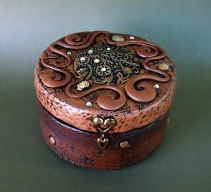 Polymer Clay Box