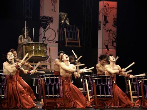 Drum Tao in Manila