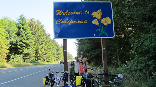 Pacific Coast Bike Tour Day 12