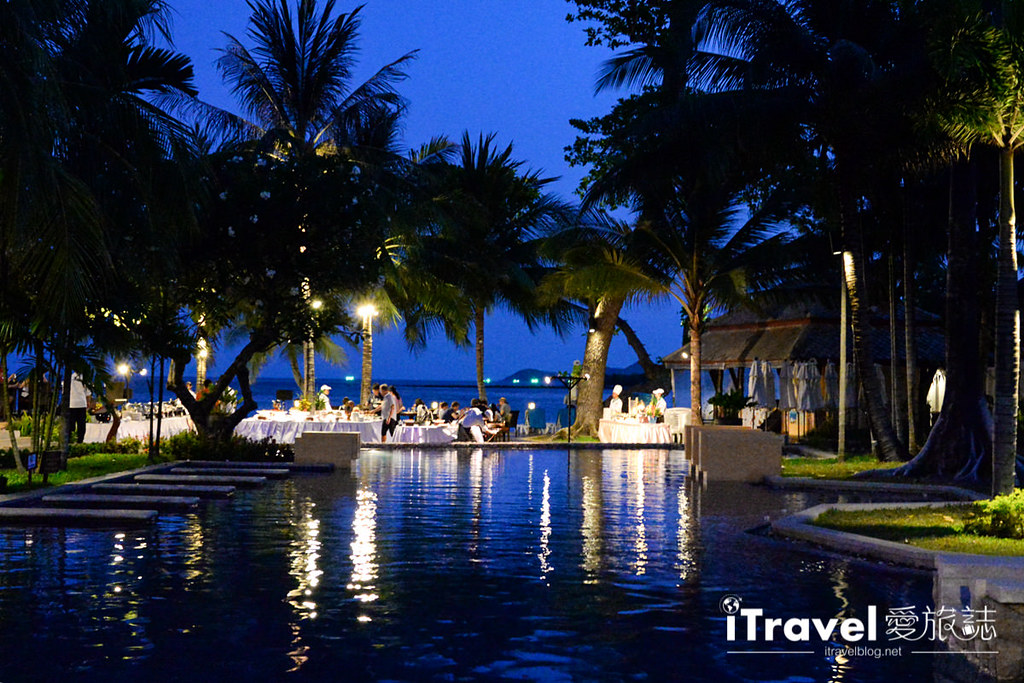 苏美岛自助餐厅 Kandaburi Resort Buffet dinner 04