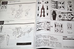 Gundam F91 1-60 Big Scale OOTB Unboxing Review (24)