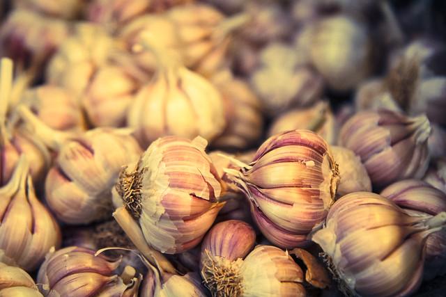 Garlic Morocco style
