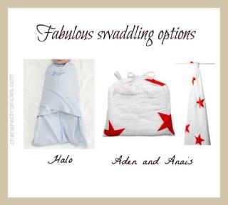 Swaddling Options