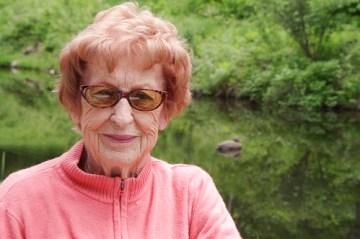 My beautiful 88 year old grandmother