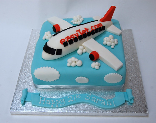 Easyjet Aeroplane Cake Beautiful Birthday Cakes