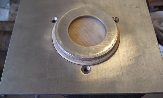 Router Plate - Inner Diameter