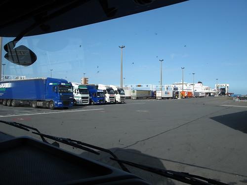 Calais on a Friday Morning
