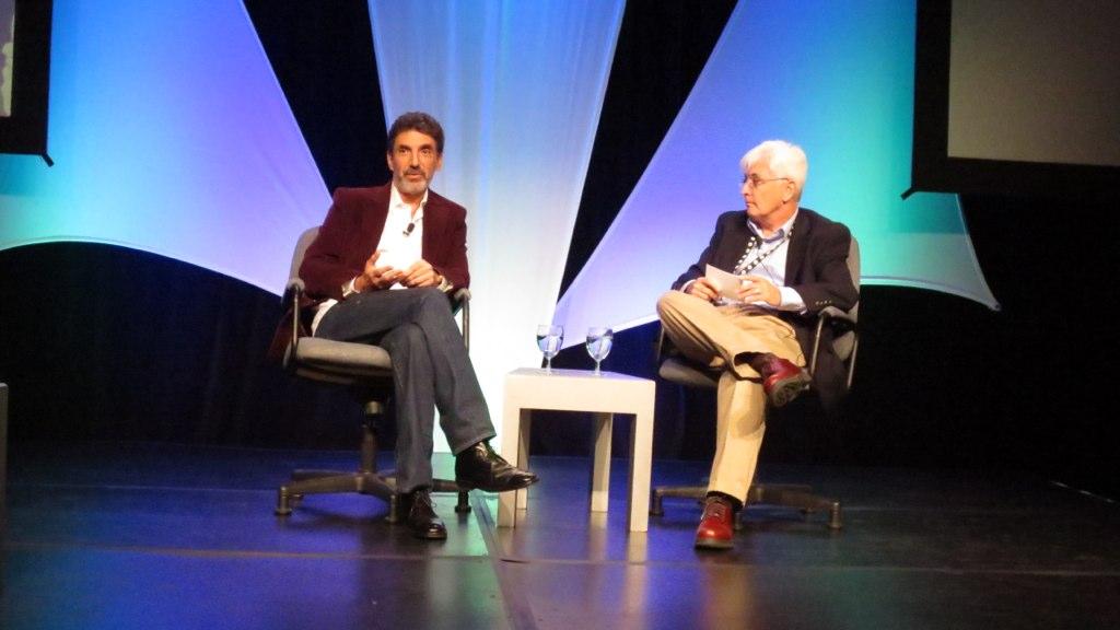 Chuck Lorre- Banff World Media Festival 2012