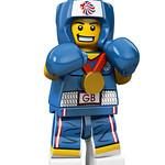 8909 Team GB Boxer