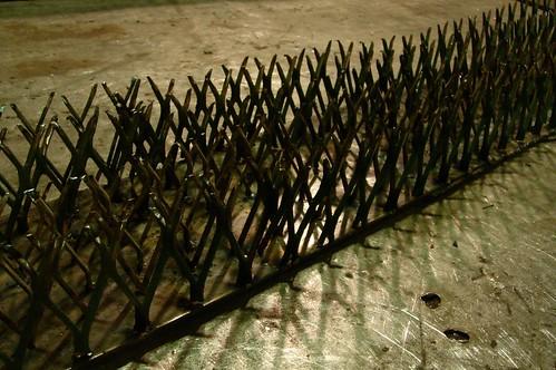 metal & thread's custom metalwork by denise carbonell