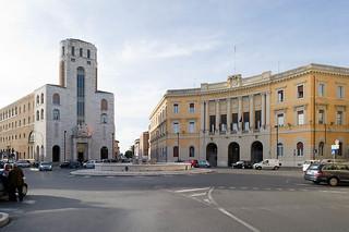 palazzo delle poste e palazzo del governo, Grosseto