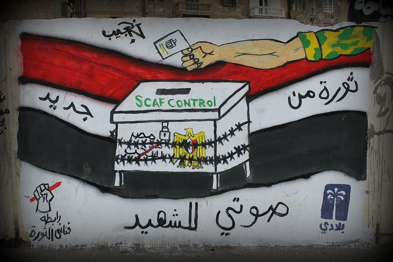 Elections Under SCAF