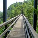Tallulah Gorge Suspension Bridge