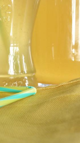 Röstadricka - Bibita d'orzo e limone - Barley & lemon drink