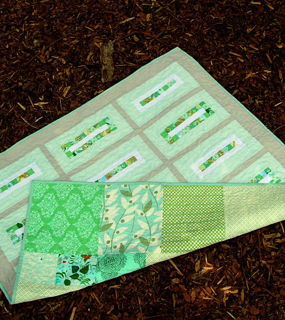 baby steps quilt