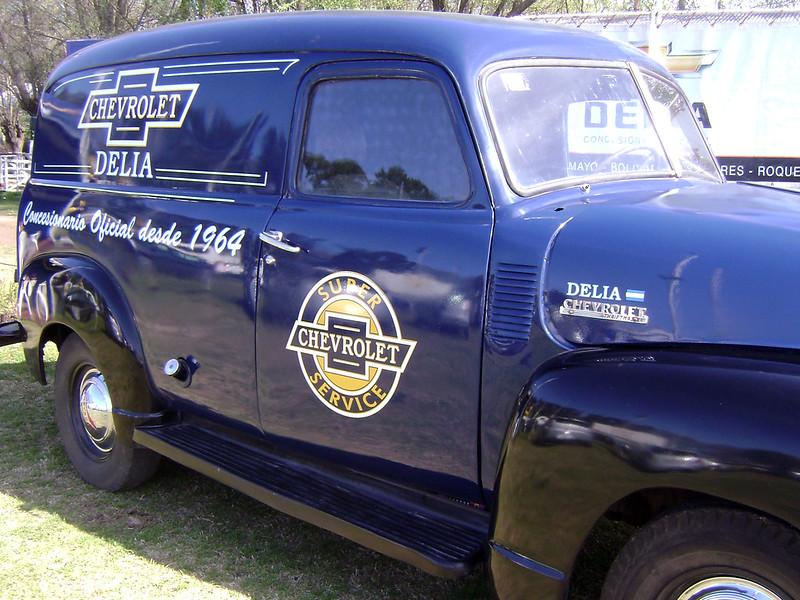 plotter Chevrolet Delía