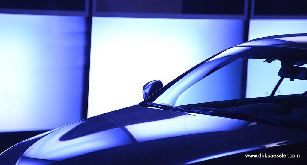 Light & Car 3 by Dirk Paessler