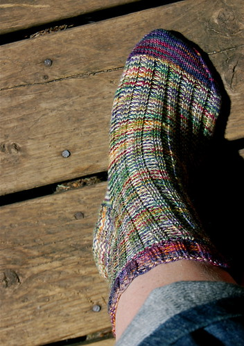 Super Magical Scrap Sock of Wonder