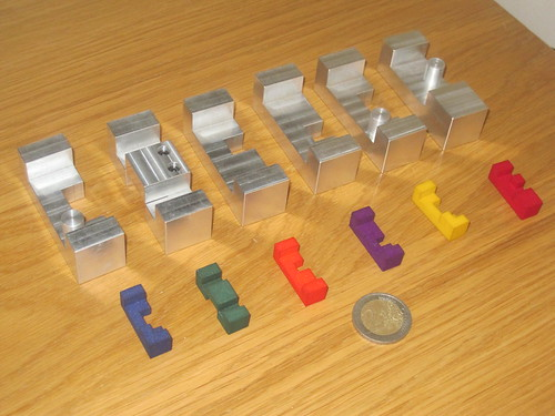 Aluminio impresora 3D