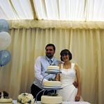 The cake cutting