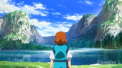 Gundam AGE 3 Episode 39 The Door to the New World Youtube Gundam PH (52)