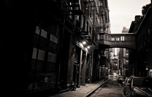 Staple Street Skybridge - Tribeca - New York City