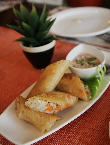 Fried Lumpia at Ranchero