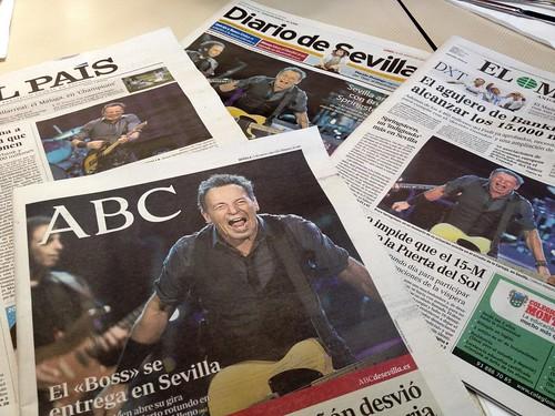 Prensa Post Concierto