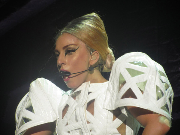 Lady Gaga in Manila Born This Way Ball SM Arena