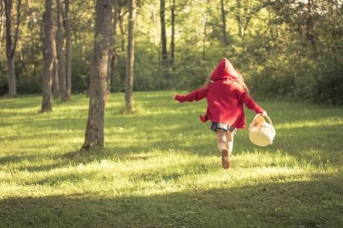 Run Little Red!