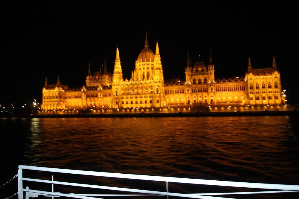 Danube River Cruise- Budapest, Hungary