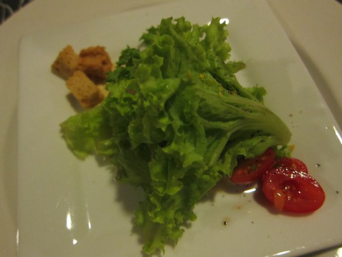 Pinoy Caesar's Salad