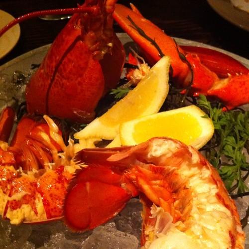 Chilled Maine Lobster @ wayfare tavern