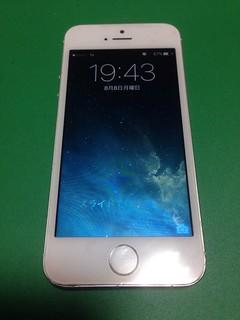 159_iPhone5Sのフロントパネル液晶割れ