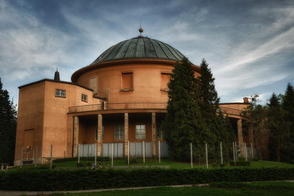 Prague's Planetarium